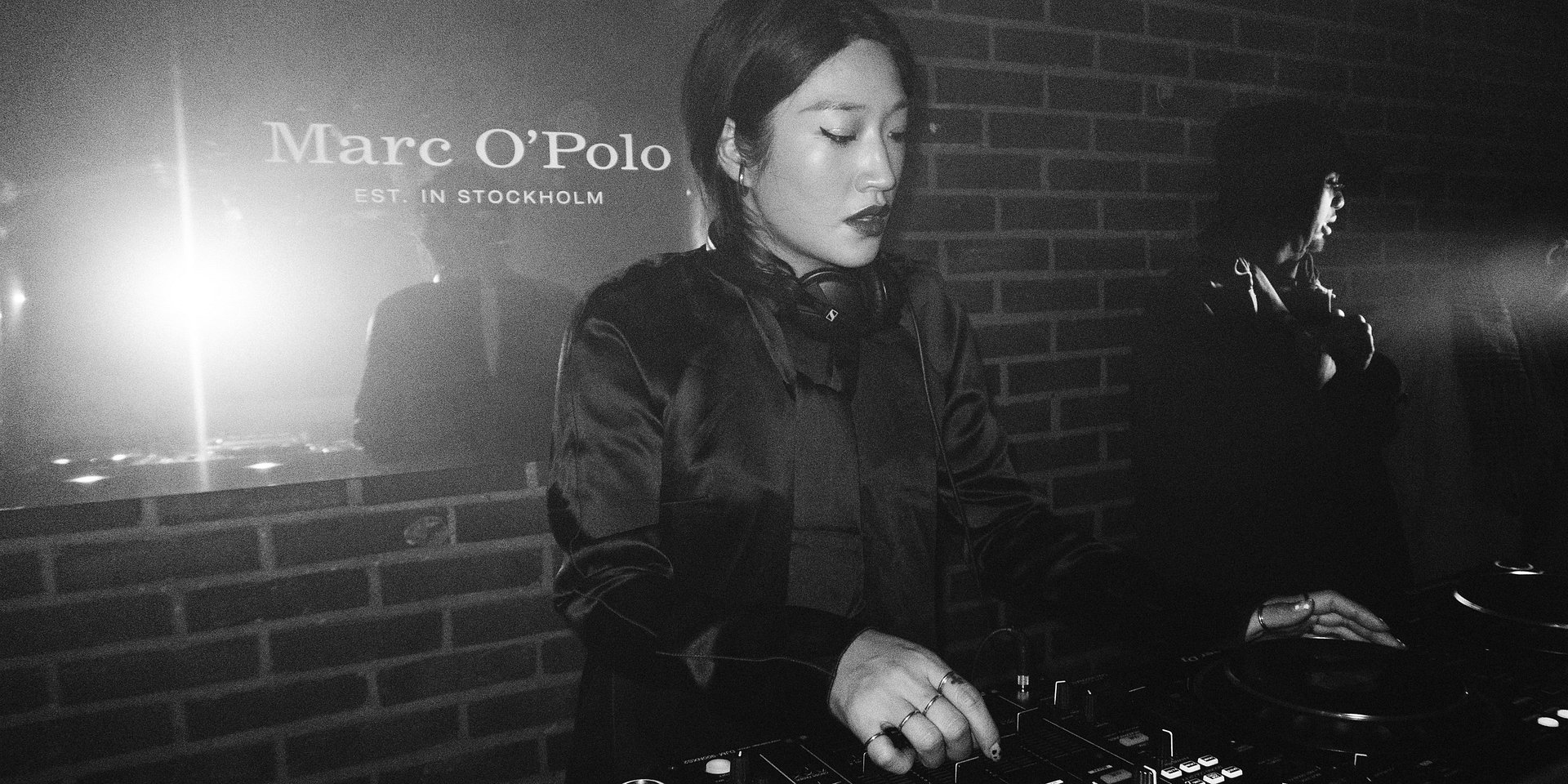 MARC O'POLO: ORGANIC LAUNCH PARTY z PEGGY GOU w Sztokholmie!