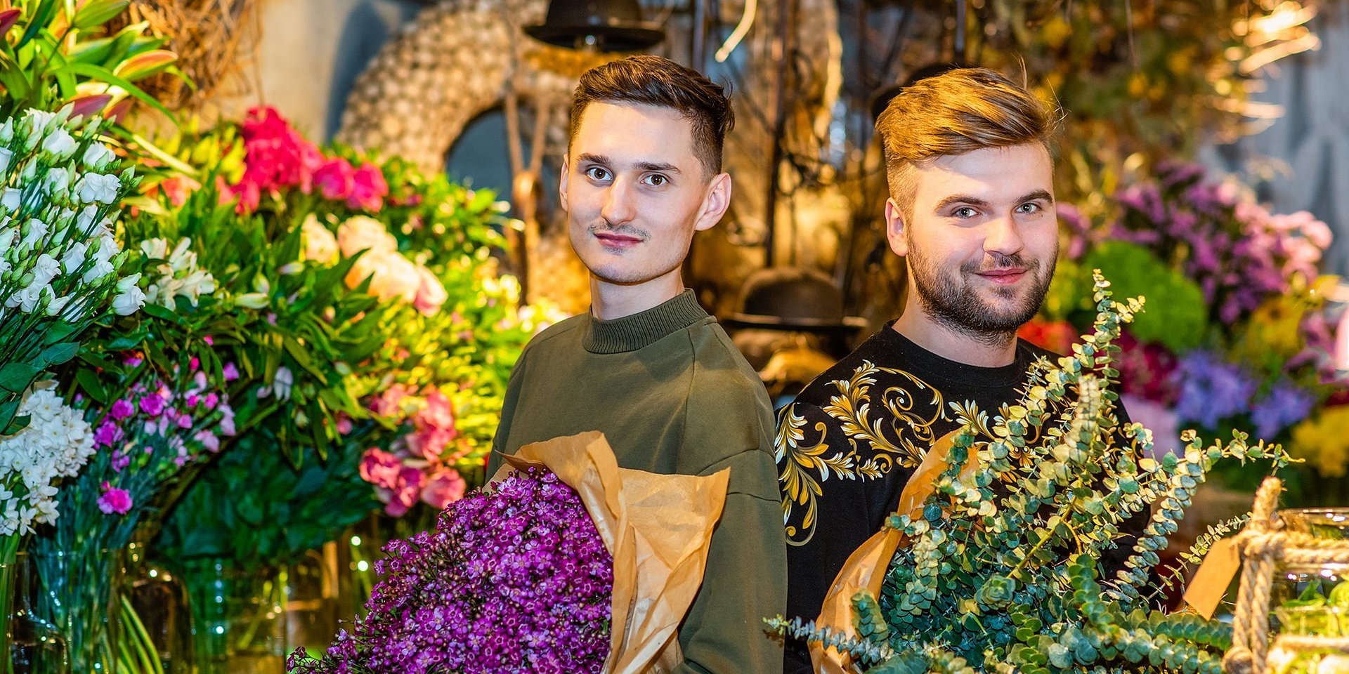 Flowers, inspirations, design, nature and delicious coffee. Badyle Concept Store joins Warsaw Brewery.