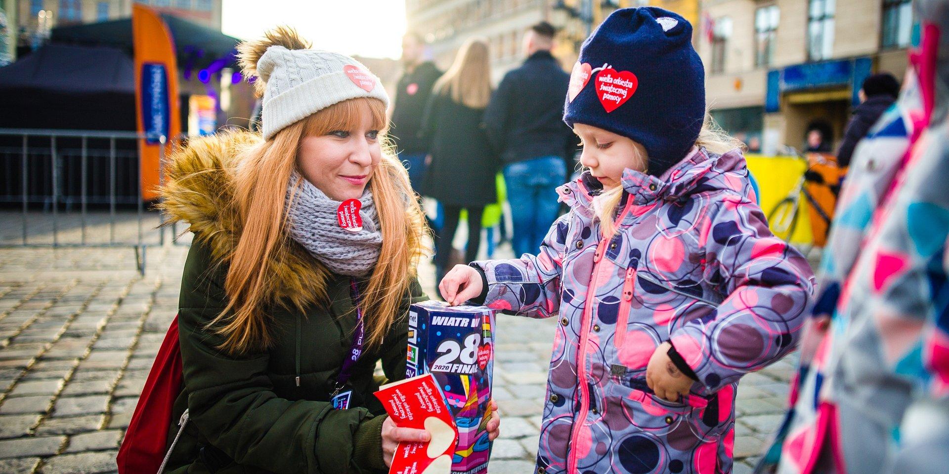 Polacy są dumni z Wielkiej Orkiestry Świątecznej Pomocy