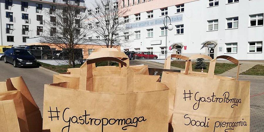 #GastroPomaga Białystok