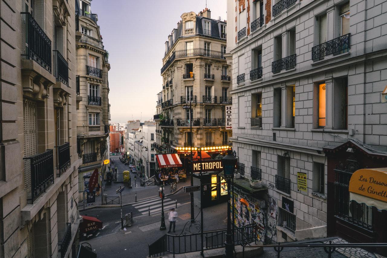Paryż - miejsce które żyje modą