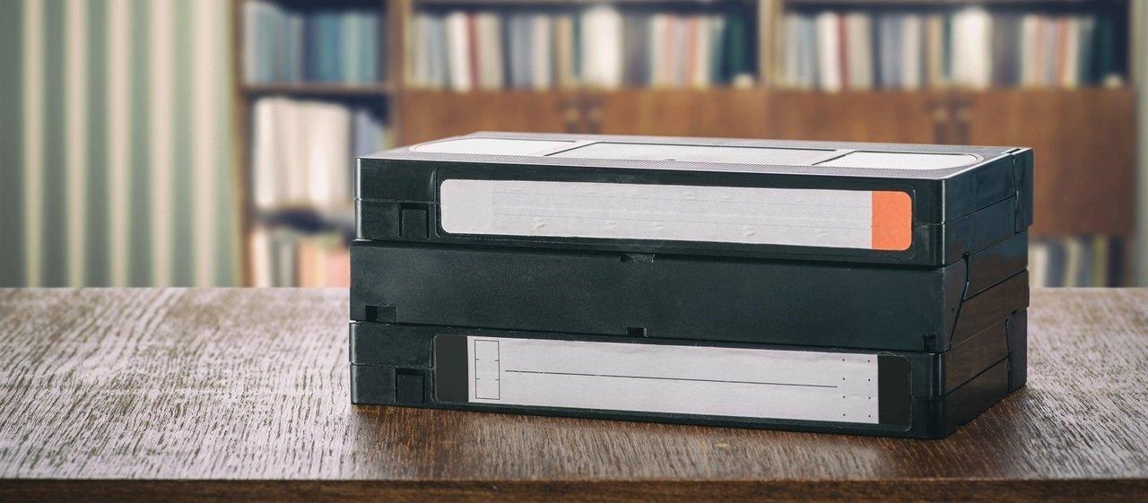 Masz kasety VHS? Być może jesteś bogaczem