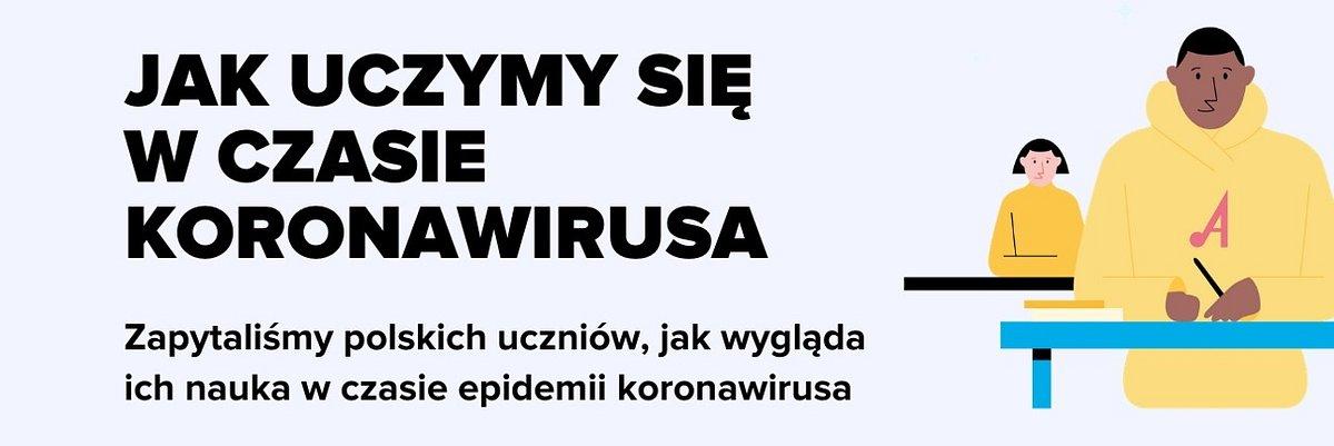 Jak wygląda edukacja w Polsce w czasie koronawirusa?