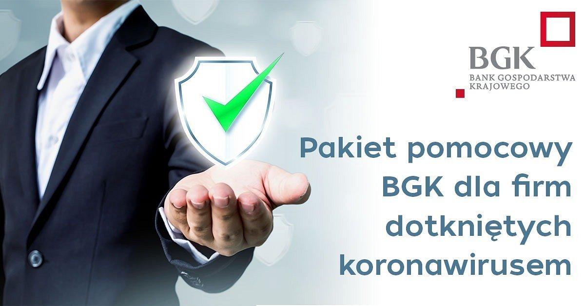 Powstaje pakiet pomocowy dla firm. BGK wesprze polskich przedsiębiorców
