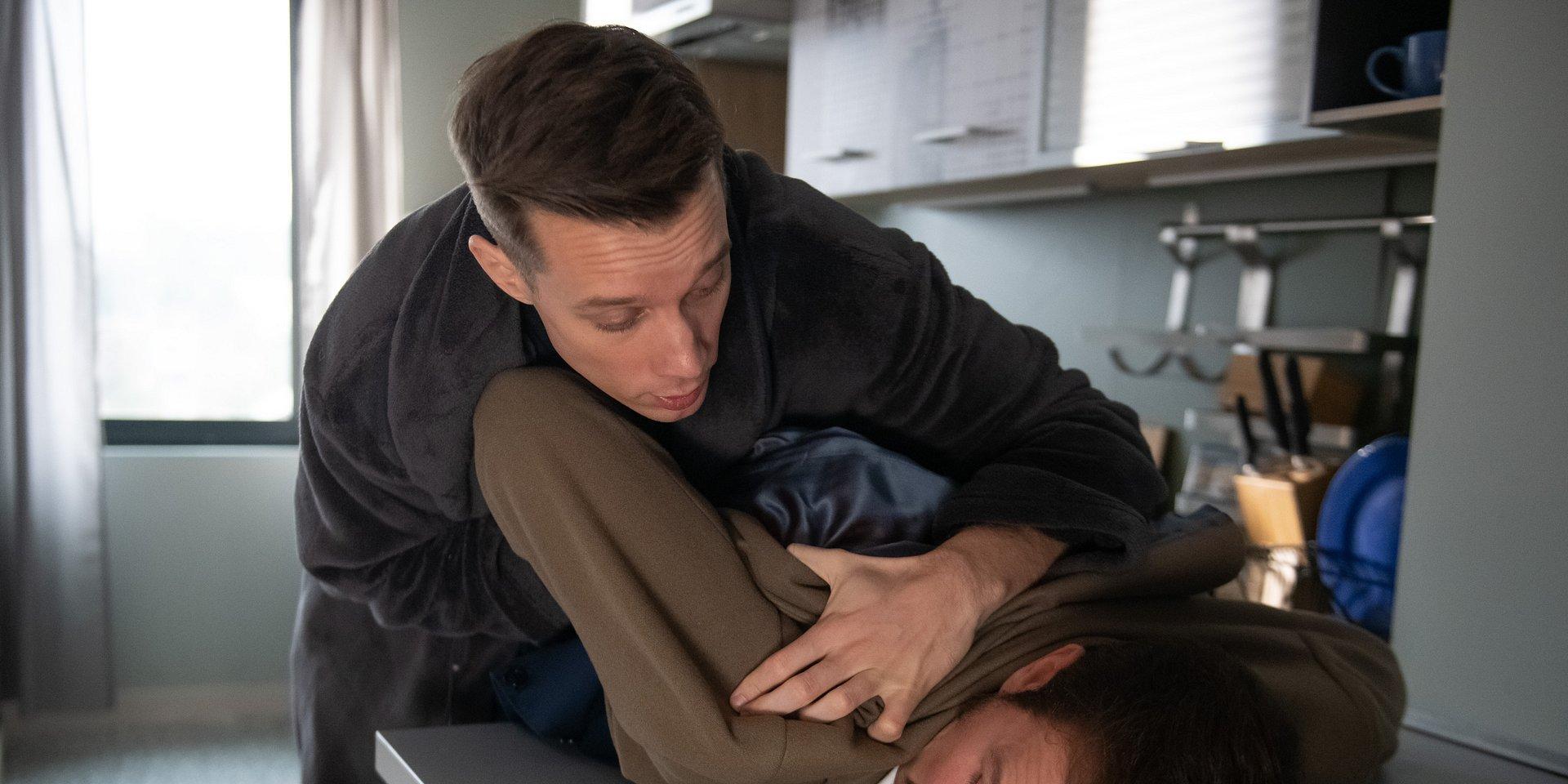 Na Wspólnej: Darek w szoku – zraniona Aneta zaczyna ostro kąsać!