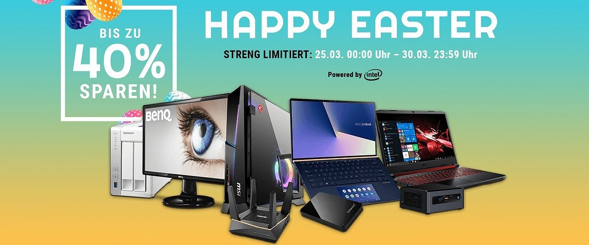 Happy Easter || Sechs Tage lang shoppen