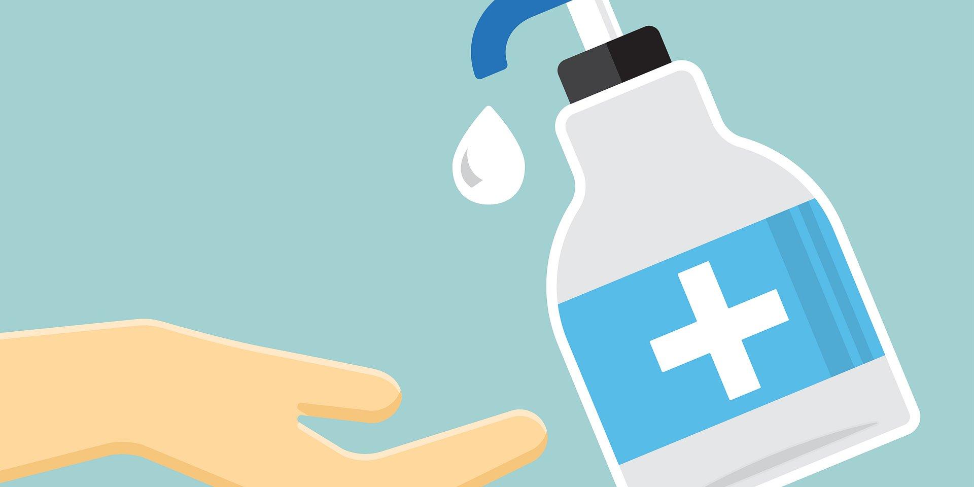 Neuca kieruje list do ministra zdrowia w sprawie płynów odkażających