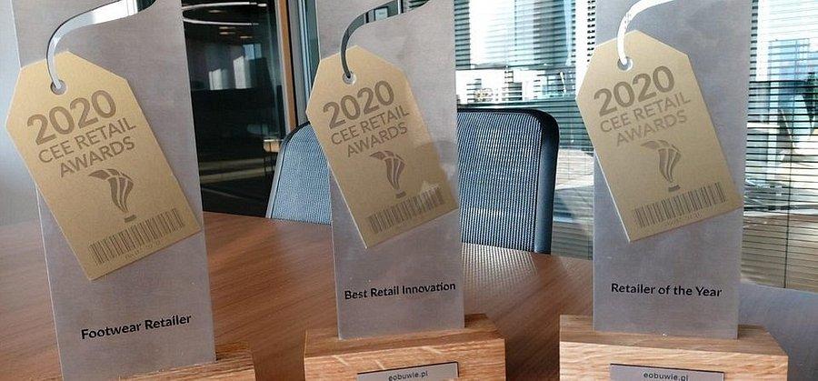 CEE Retail Awards: eobuwie.pl wygrywa w 3 kategoriach