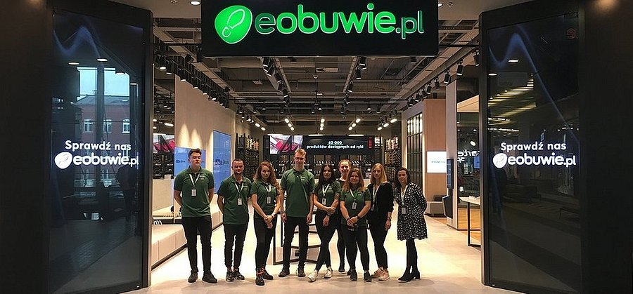 eobuwie.pl z kolejnymi sklepami stacjonarnymi