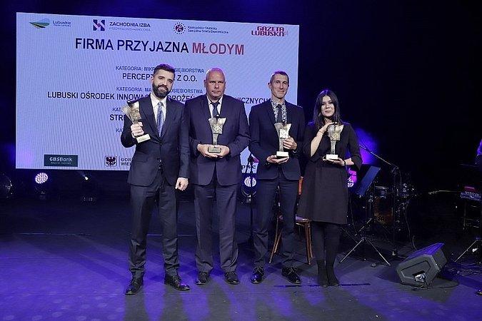 eobuwie.pl laureatem Lubuskiego Lidera Biznesu