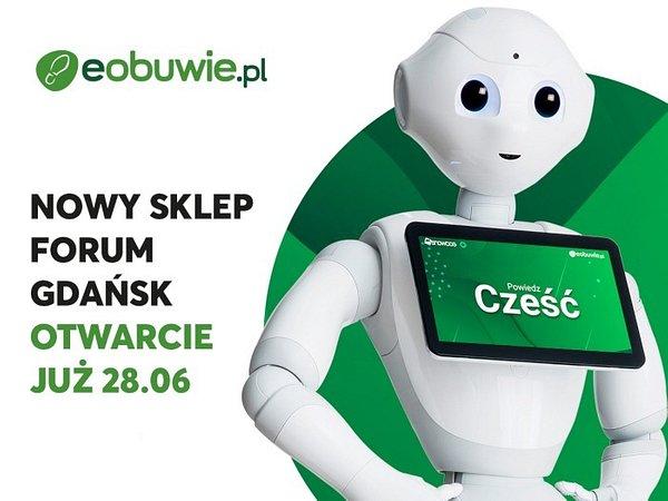 Nowy sklep eobuwie.pl w Gdańsku