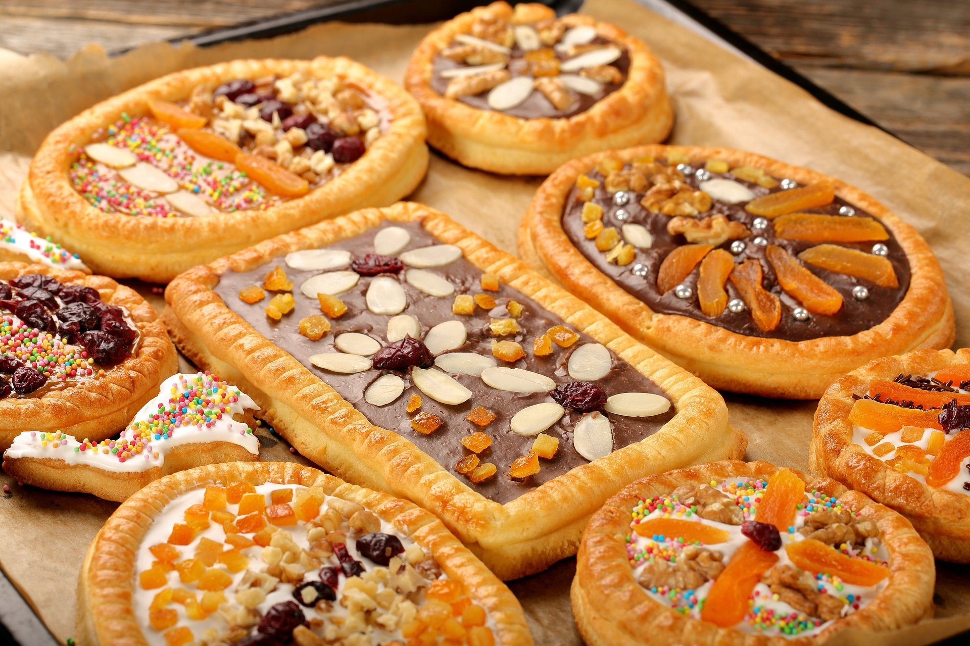3 proste przepisy na świąteczne mazurki