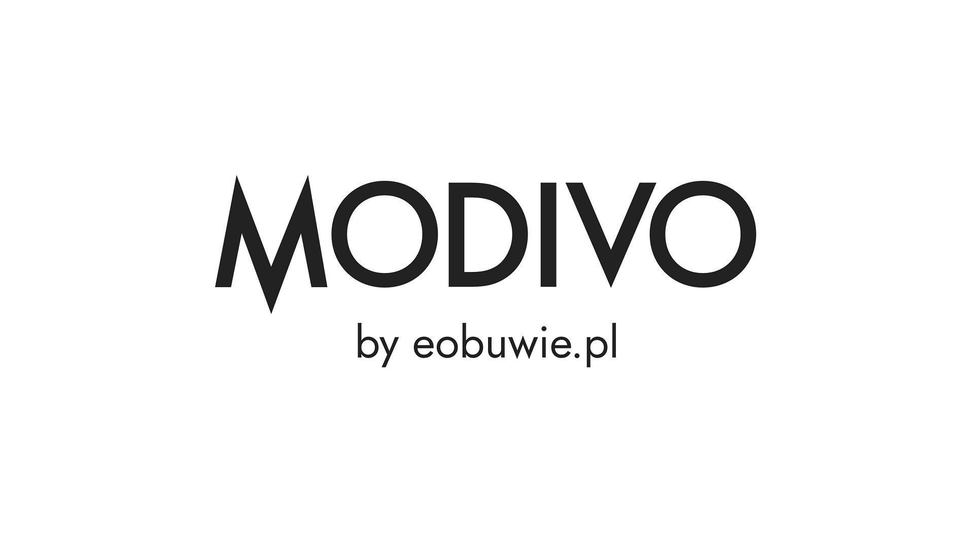 eobuwie.pl z dumą prezentuje: Modivo