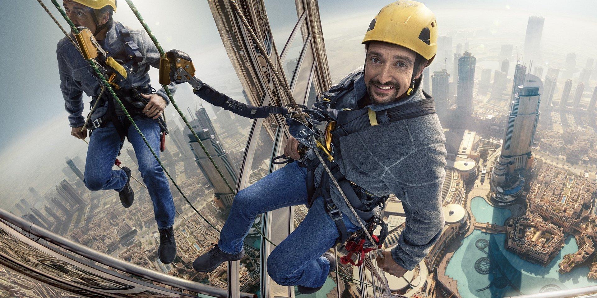 Gigantyczne konstrukcje według Hammonda- Burdż Chalifa, najwyższy budynek na świecie