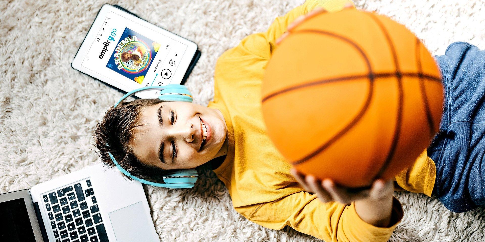 Setki lektur w formie audio i e-booków w Empik Premium na 60 dni za darmo
