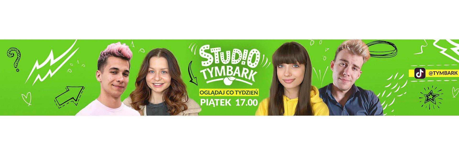 500 tysięcy widzów Studia Tymbark! Rekord wśród kanałów marek w Polsce