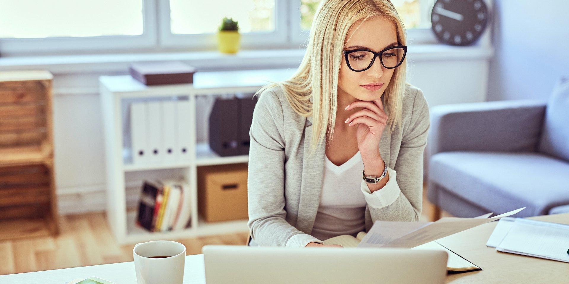 Zadbaj o ciągłość działania podczas pracy z domu