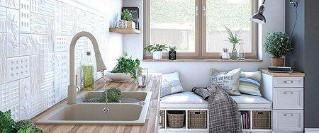 Wiosenne porządki w kuchni i łazience. Zaplanuj je mądrze
