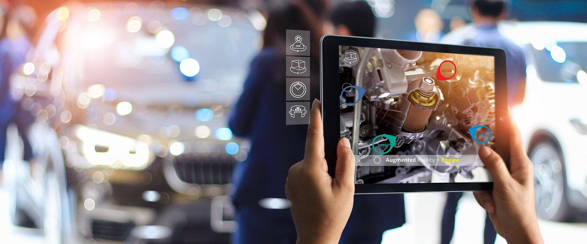 Augmented reality - jak wzbogacić doświadczenie zakupowe konsumenta za pomocą mobile