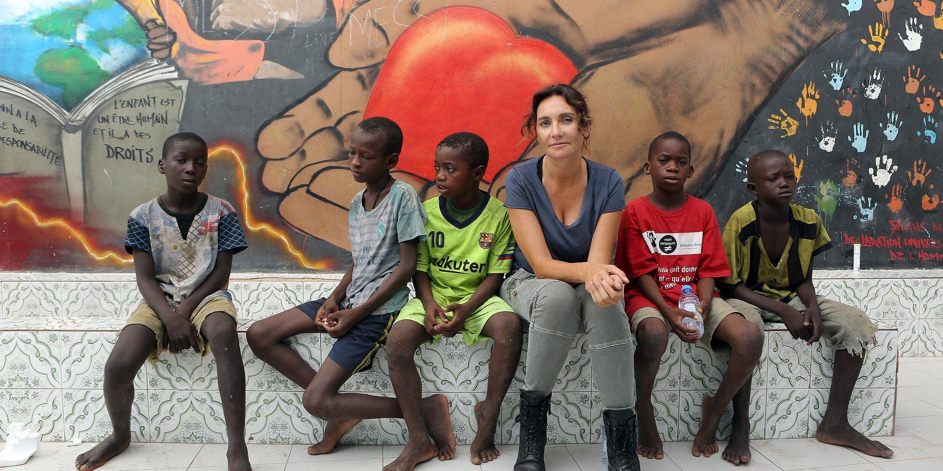 """Efekt Domina"": Dzieci ulicy"