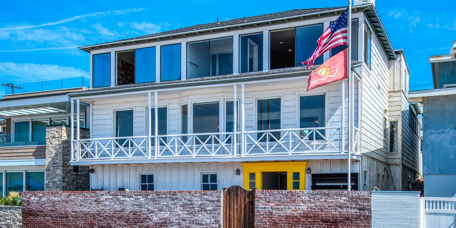 Coldwell Banker Realty Lists a Beachfront Hermosa Beach Property for $14.8 Million