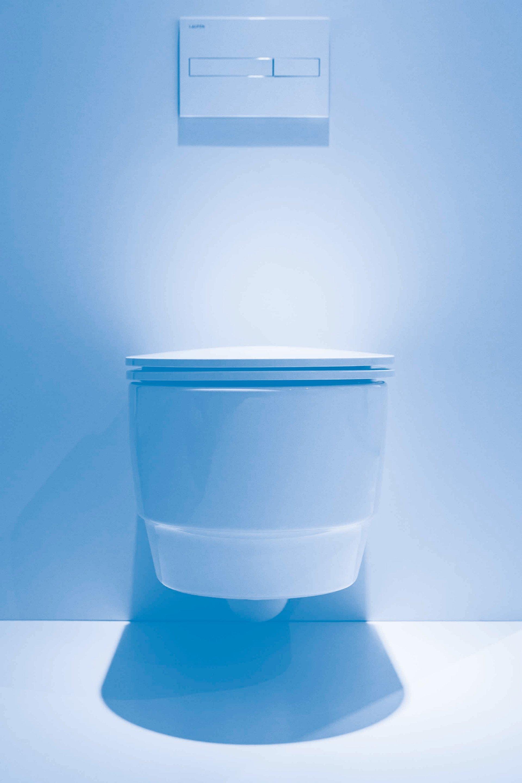 ZRÓWNOWAŻONA PRZYSZŁOŚĆ - Miska WC - SAVE! marki Laufen wyprzedza epokę