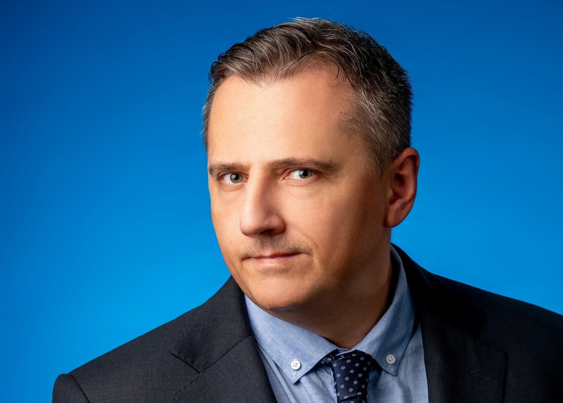 Grzegorz Frydrych - nowy Global Marketing Director w New Work