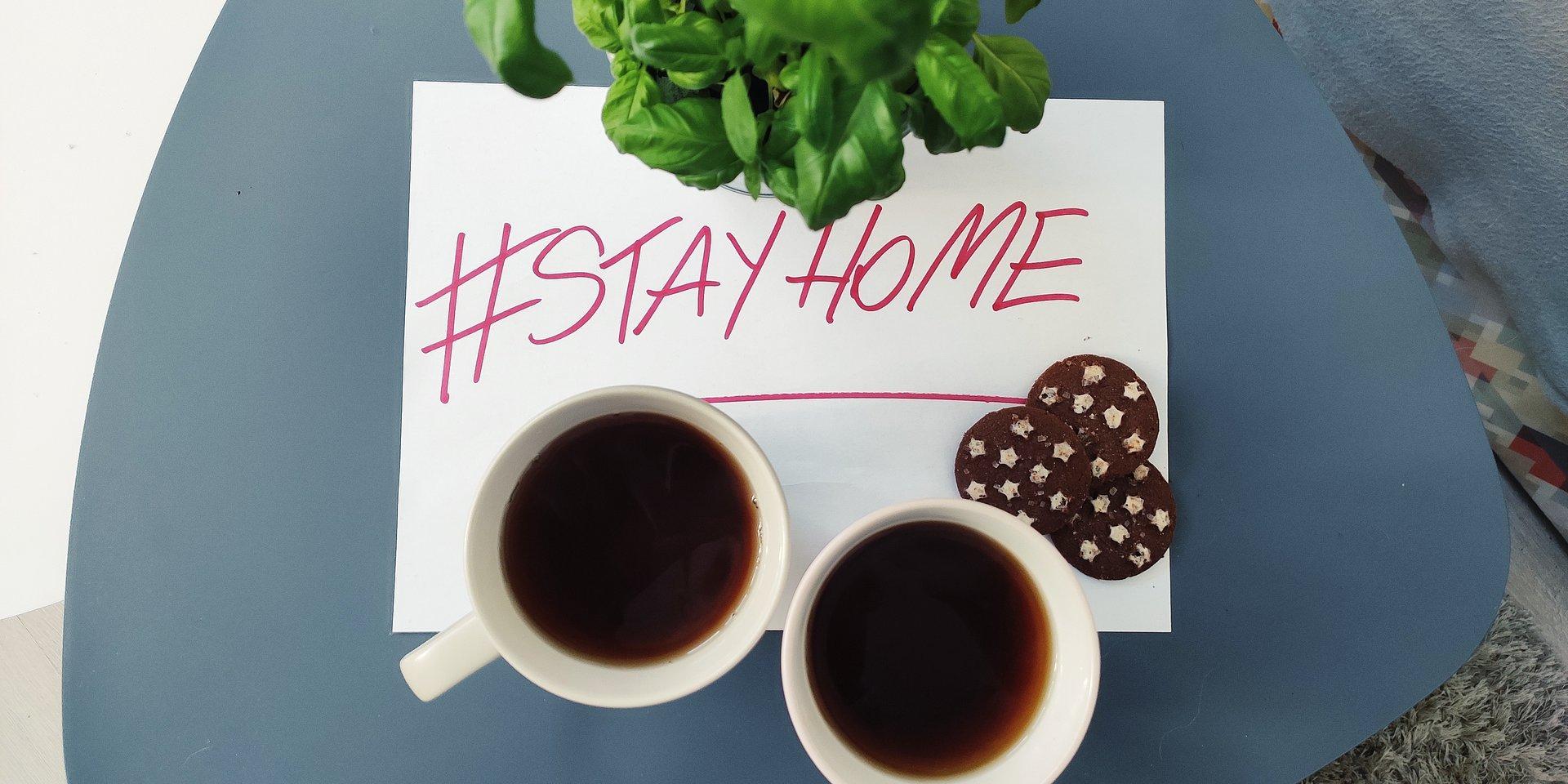 Pomysły na home office. Co i jak robić z domu?