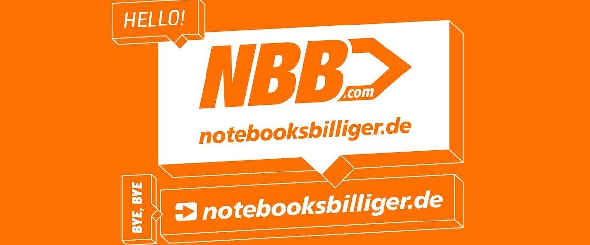 Aus notebooksbilliger.de wird NBB.com