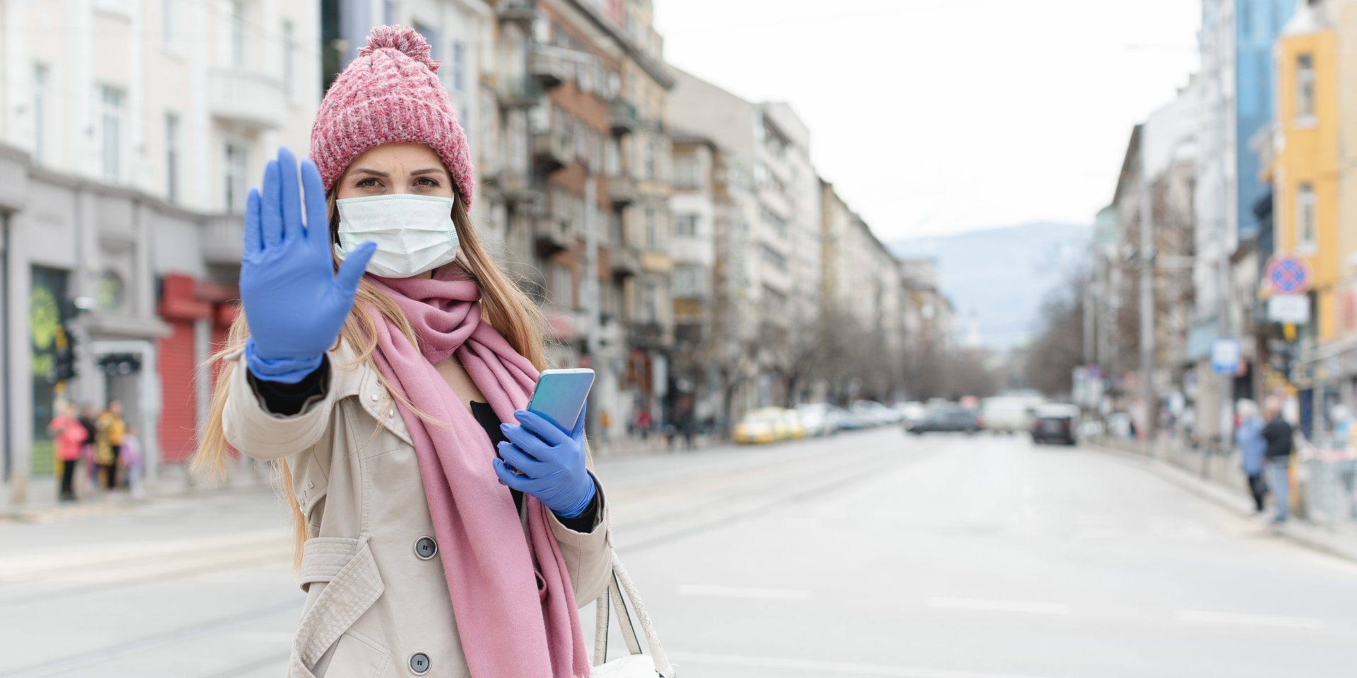 Stan epidemii - zachowanie 1,5 metra odległości pomiędzy stanowiskami pracy
