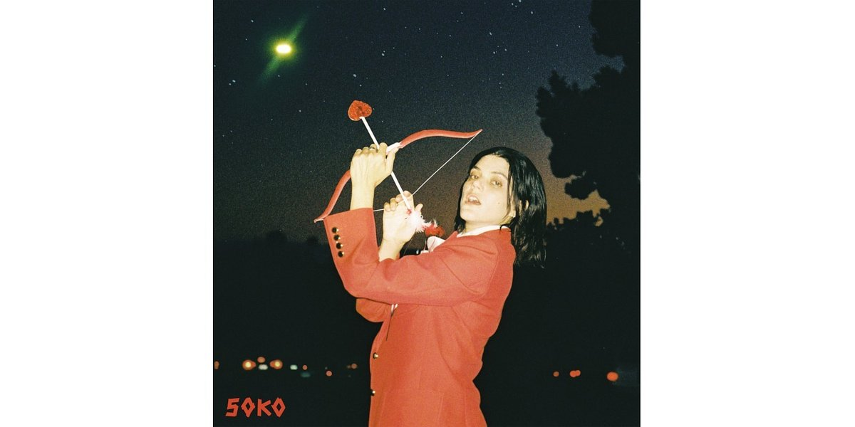 "Soko zapowiada trzeci album ""Feel Feelings"""