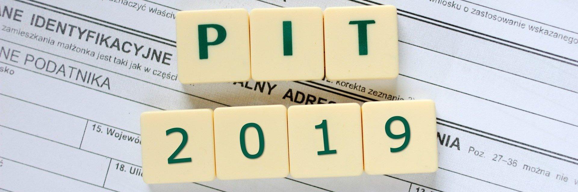 Roczne zeznanie PIT złóż do końca kwietnia