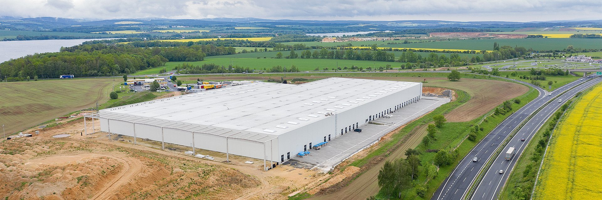 Demand for warehouses in the Czech Republic is still growing