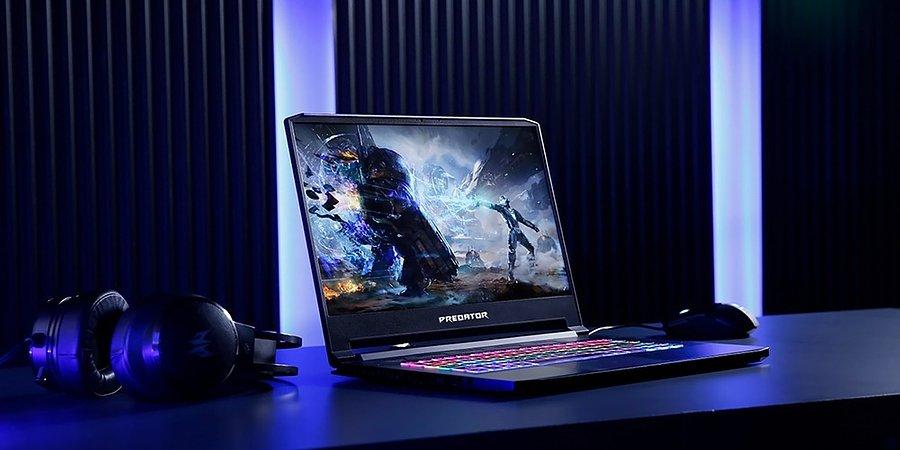 Predator Triton 500 i Acer Nitro 5 w najbardziej wydajnej odsłonie