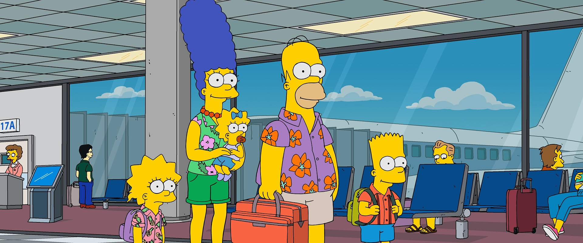 "DOMINGO DE PÁSCOA NO FOX COMEDY COM NOVOS EPISÓDIOS DE ""OS SIMPSONS"""
