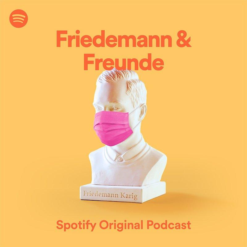 """Spotify startet Sonderausgaben von """"a mindful mess"""" und """"Friedemann & Freunde"""""""