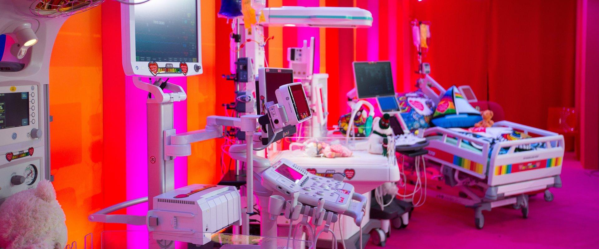 37 Ventilators for COVID-19 Patients