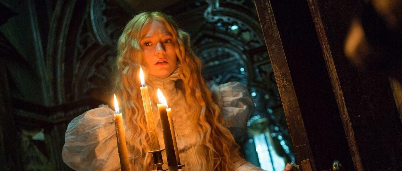 """Halloween w CANAL+. Gotycki horror """"Crimson peak. Wzgórze krwi"""" (reż. Guillermo Del Toro) po raz pierwszy w telewizji. Tylko w CANAL+."""