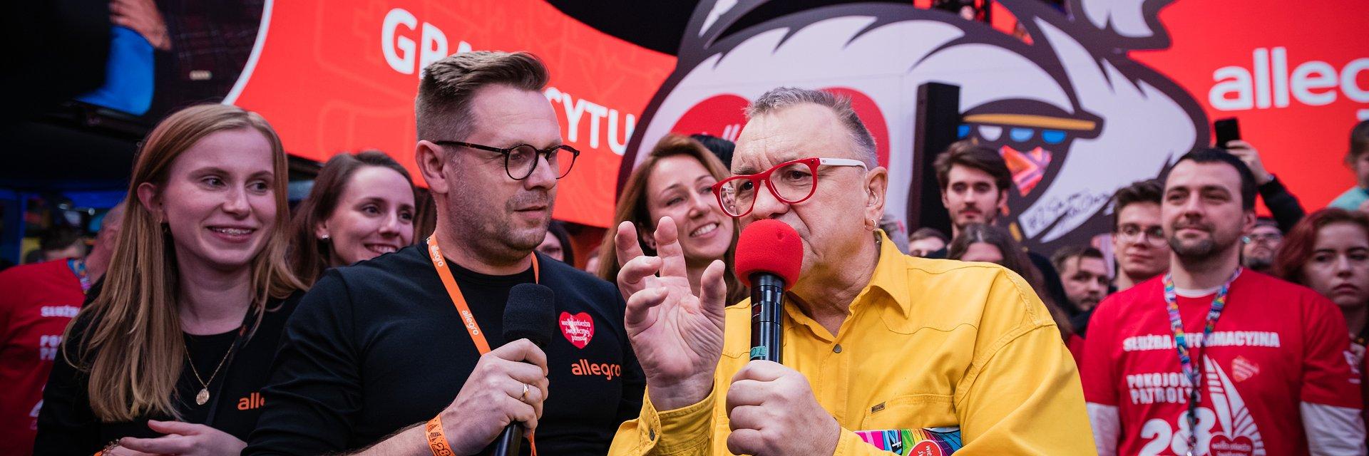 24 respiratory dla polskich szpitali i ogólnopolska zbiórka charytatywna - Allegro znów gra z WOŚP