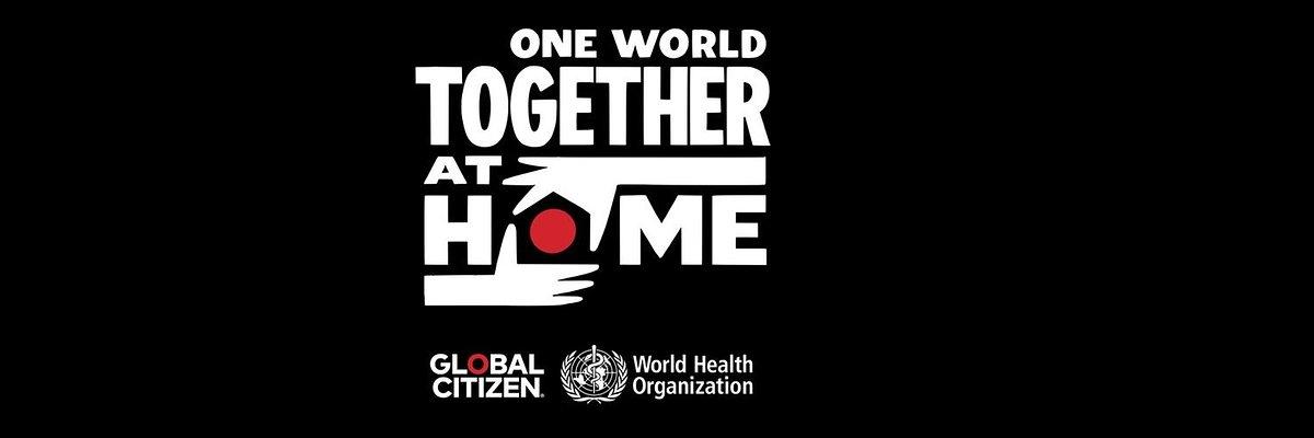 Światowe gwiazdy dla służby zdrowia. One World: Together At Home - koncert na antenie CANAL+ 19 kwietnia o 21:00!