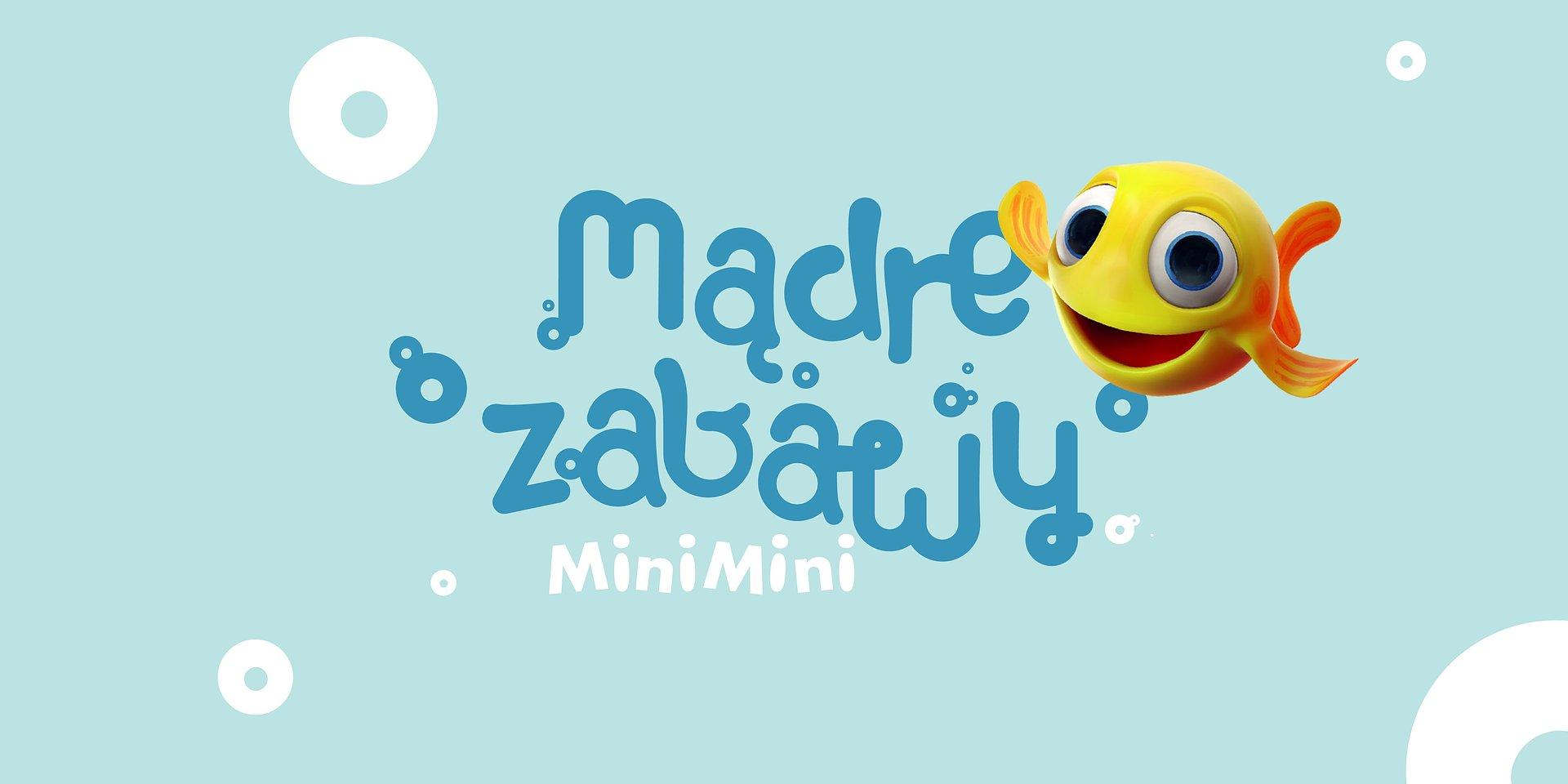 """MiniMini+ prezentuje """"Mądre zabawy"""" #zostańwdomu"""