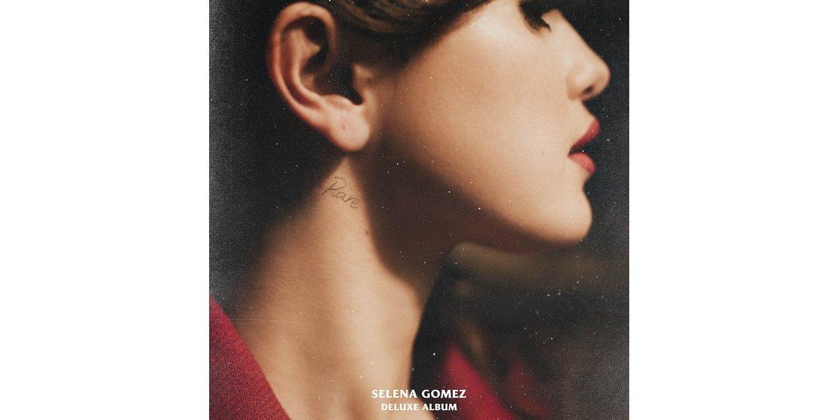 """Selena Gomez wydała """"Rare"""" w wersji deluxe"""