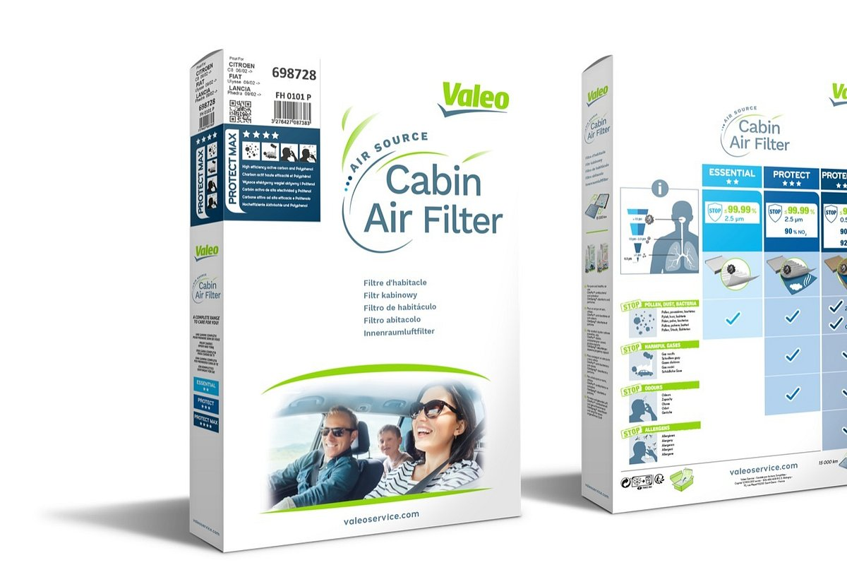 Valeo filtration offer: new products, new pricing policy