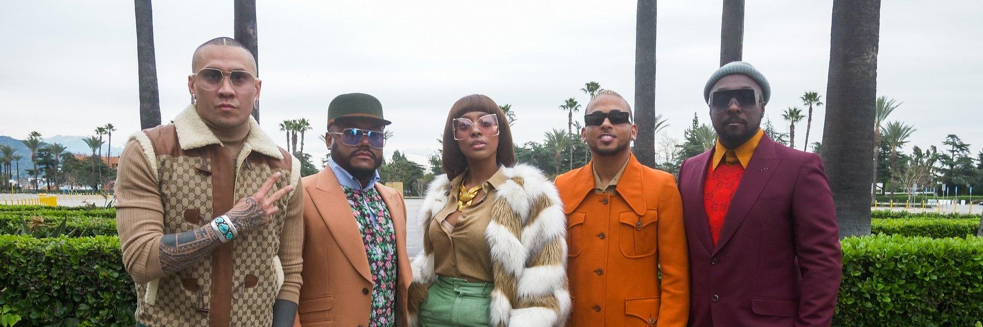 MAMACITA - kolejny hit od Black Eyed Peas?
