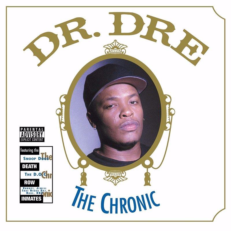 Album The Chronic Dr. Dre przedpremierowo w najwyższej jakości MQA tylko w TIDAL!