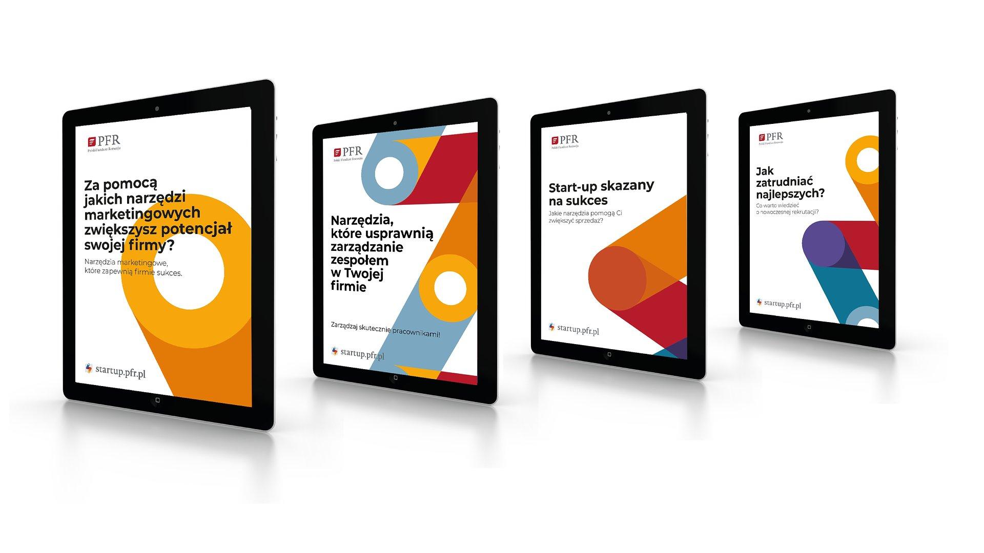 Bezpłatne e-booki od PFR pomogą w cyfrowej transformacji biznesu