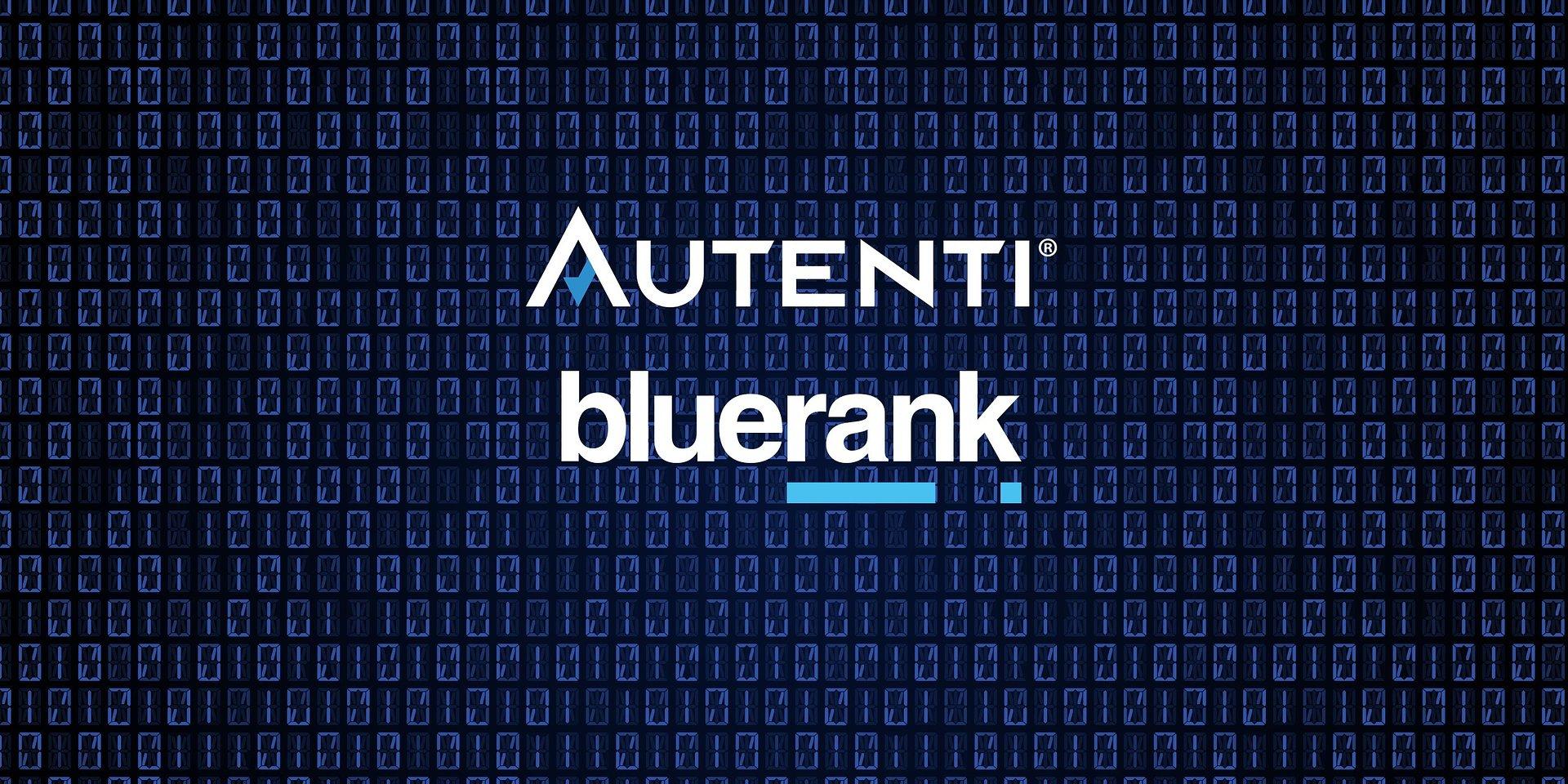 Autenti i Bluerank - współpraca na drodze do paperless