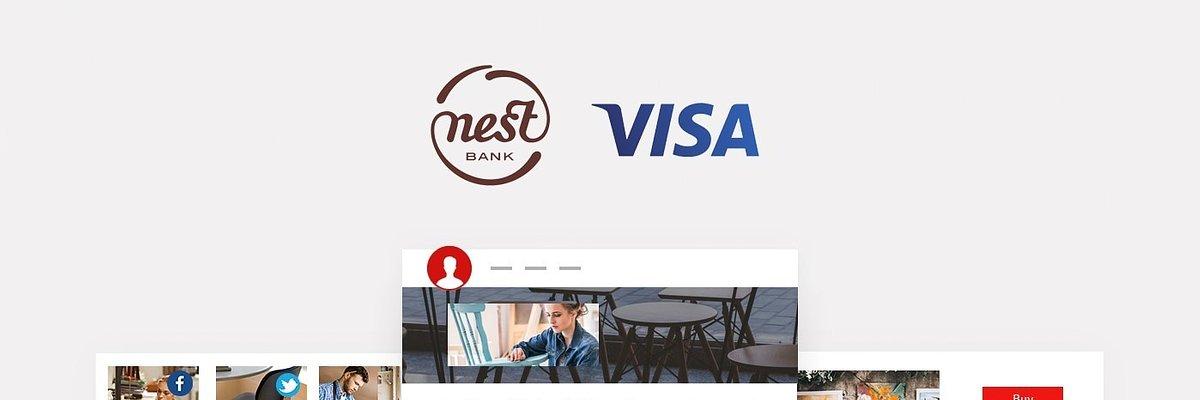 Nest Bank wspiera klientów firmowych w prowadzeniu biznesu online - ruszyła pilotażowa oferta dla firm z Sotebuy i Visa