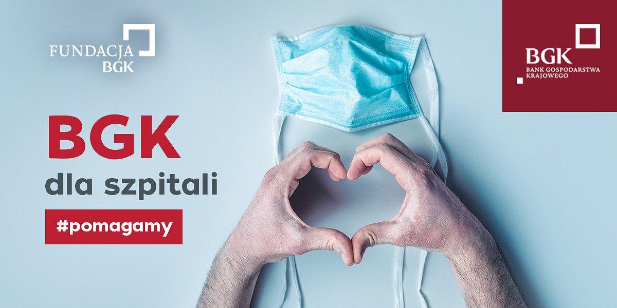 BGK wspiera służbę zdrowia