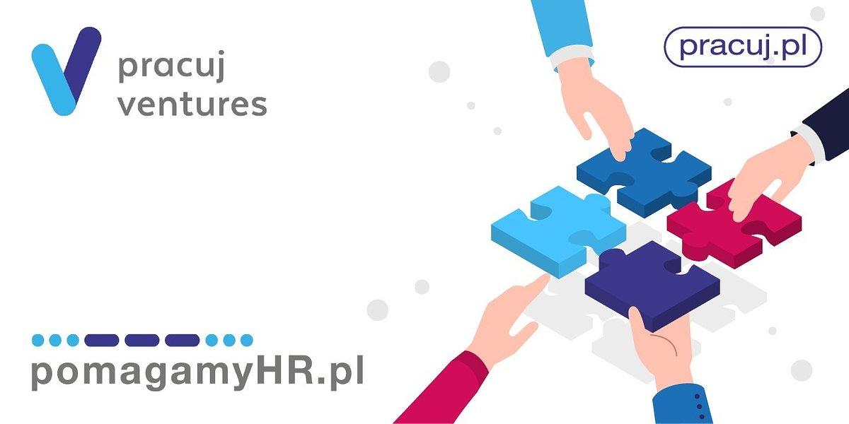 "Pracuj.pl i eRecruiter partnerami inicjatywy ""PomagamyHR.pl"""